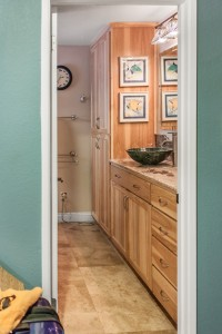 Hickory Bathroom Cabinets Sacramento Ca North Coast Cabinets