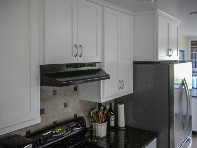 Cabinet hood ruthie mitchell Rona kitchen cabinets reviews