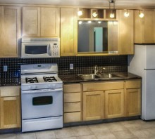Maple kitchen cabinets - Fortuna, CA